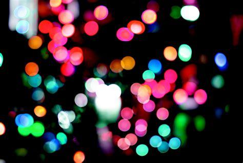 Christmas lights bokeh 4k Ultra Fondo de pantalla HD ...