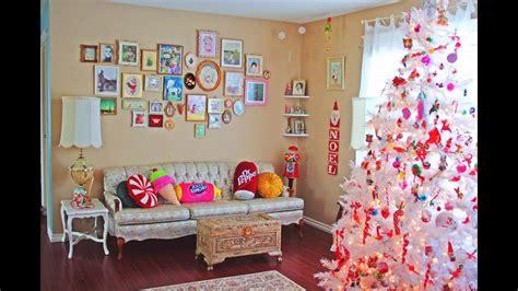 Christmas Living Room Decoration   Room Ideas   YouTube