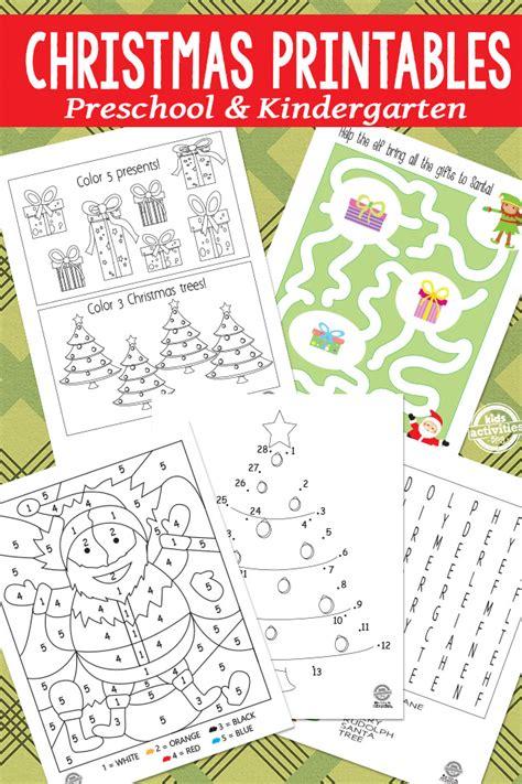 Christmas Printables for Kids
