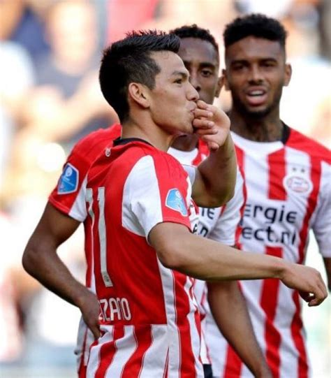 Chucky Lozano Continued His Blistering Start In Europe ...