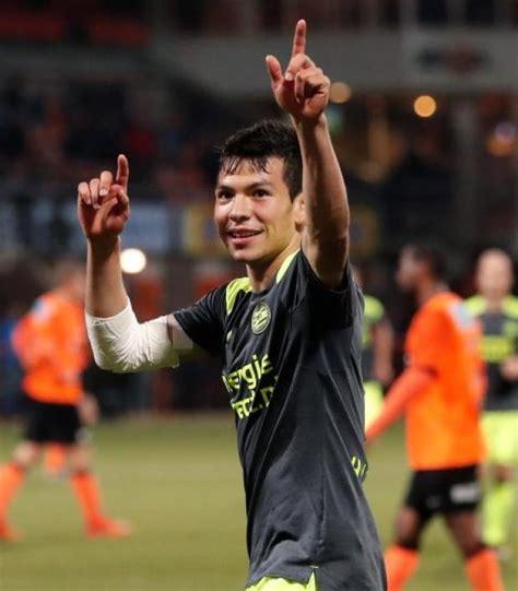 Chucky Lozano goal against Volendam