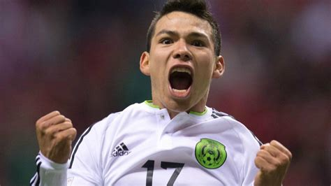 Chucky Lozano Is Mexico s Scariest Player. Here s Why.