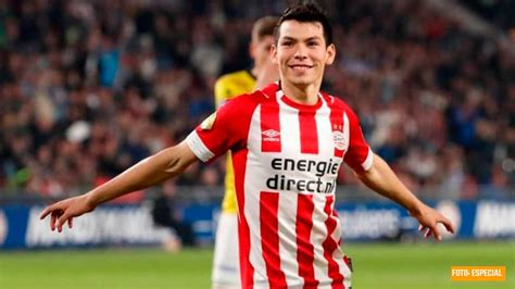 Chucky Lozano is one of the best 50 in the world – Navva