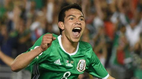 Chucky Lozano May Sign With Man Utd, Following in ...
