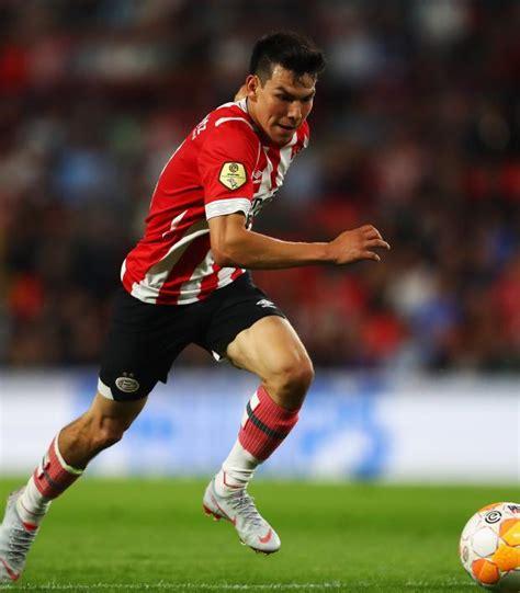 Chucky Lozano PSV Goal vs VVV Puts Club In Control Of The ...
