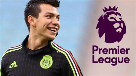 Chucky Lozano transfer rumors place him in the EPL