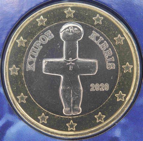 Chypre 1 Euro 2020   pieces euro.tv   Le catalogue en ...