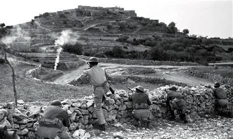 CIA: UK armed, encouraged Arabs against Israel in 1948 ...