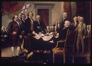 CiberAmérica: El 4 de Julio de 1776 y la Declaración de la ...
