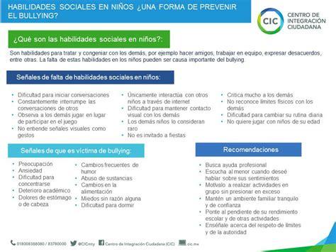 CIC.MX Habilidades sociales en niños, ¿una forma de ...