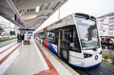 Cidades brasileiras com projetos de VLT