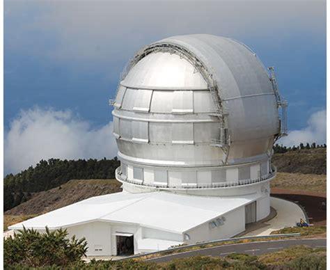 Cienciaes.com: El Gran Telescopio Canarias. Hablamos con ...