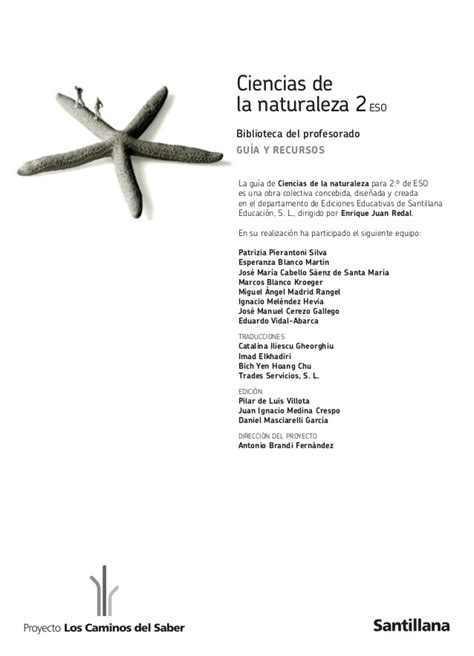 Ciencias de la naturaleza 2º  gdp