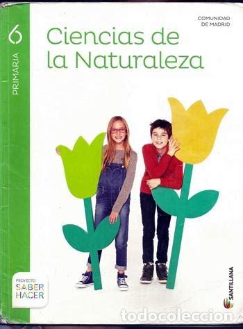 ciencias de la naturaleza 6 primaria / proyecto   Comprar ...