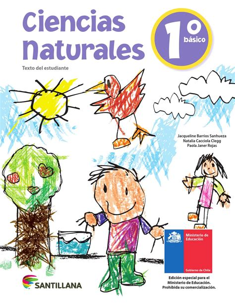 Ciencias Naturales 1º Básico, primaria. by Sandra Nowotny ...