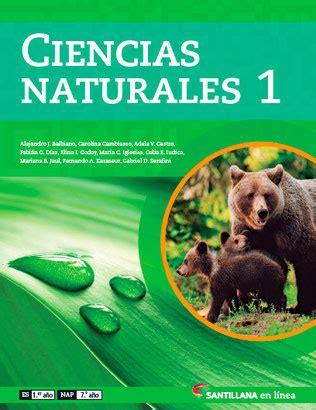 Ciencias naturales 1   Página web de santillanaenlinea