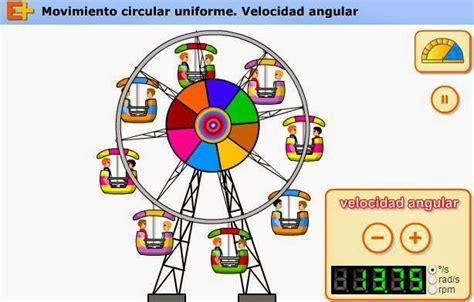ciencias naturales: Movimiento Circular