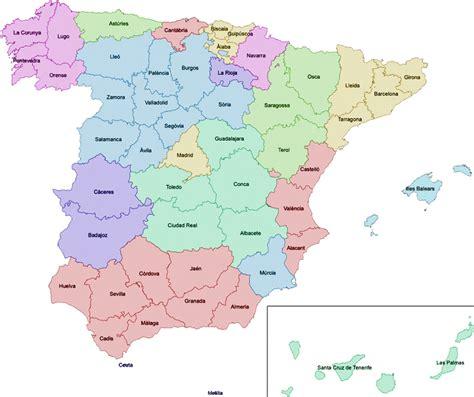 CIÈNCIES SOCIALS, GEOGRAFIA 3r: Espanya política