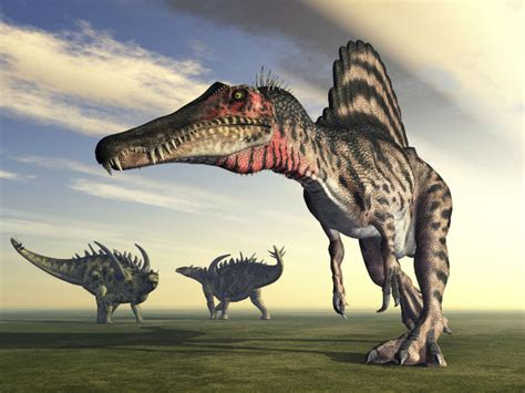 Científicos descubren al dinosaurio más grande del mundo ...