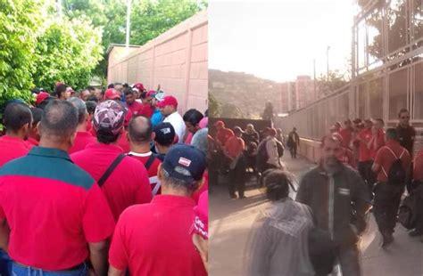 Cientos de trabajadores de la Coca Cola exigen volver a ...