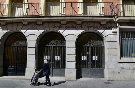 Cierran al público tres Centros de Salud de Alcalá durante ...