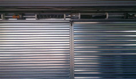 Cierres metálicos para tiendas en Madrid y Guadalajara