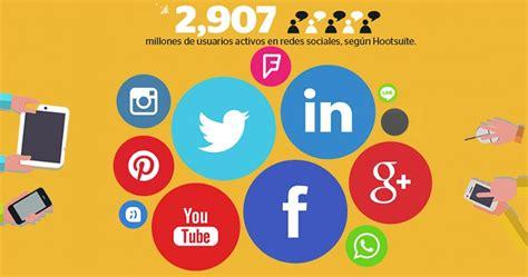 Cifras de las redes sociales más populares en el 2017