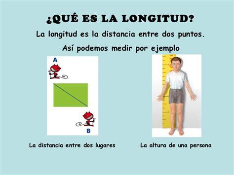 CIFRAS Y LETRAS: La longitud