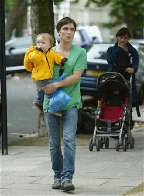 cillian murphy and his son in london   Oh No They Didn t!