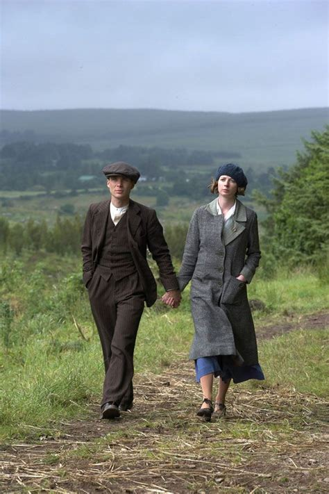 Cillian Murphy and Orla Fitzgerald in The Wind That Shakes ...