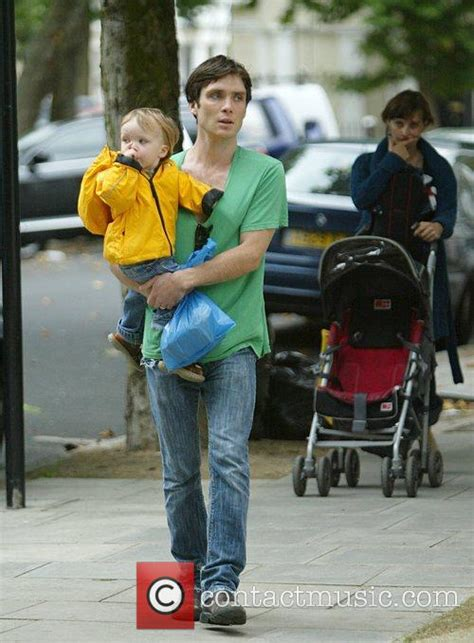 Cillian Murphy   Cillian Murphy goes out with his son to ...