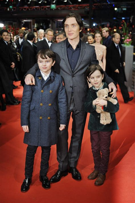 Cillian Murphy  He has something very modern about him, a ...