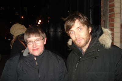 Cillian Murphy News: [Photo] Cillian Murphy posing with a fan