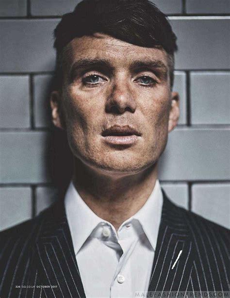 Cillian Murphy para British GQ por John Balsom   Peaky ...