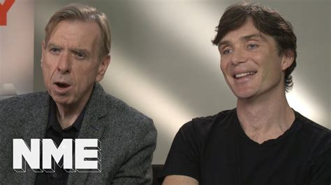 Cillian Murphy & Timothy Spall react to  disappointed ...