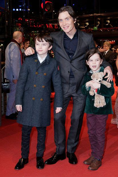 Cillian Murphy with his son and daughter. | Cillian murphy ...