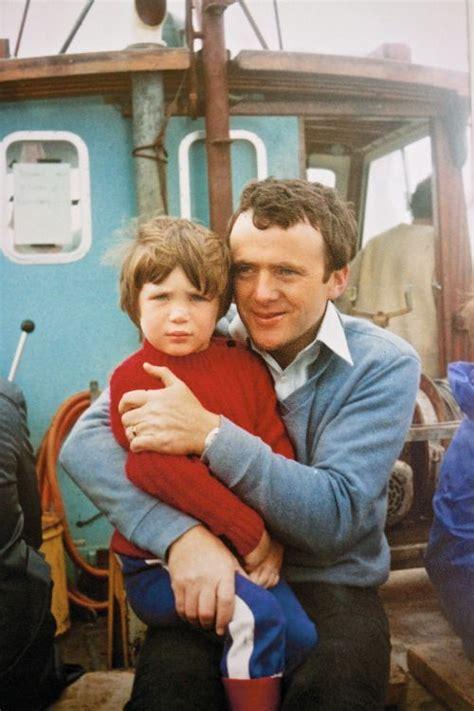 "Cillian with his father Brendan Murphy circa 1979.""When I ..."