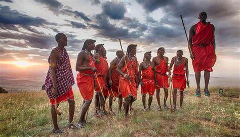 Cinco curiosidades de la tribu Masai en Kenia y Tanzania ...