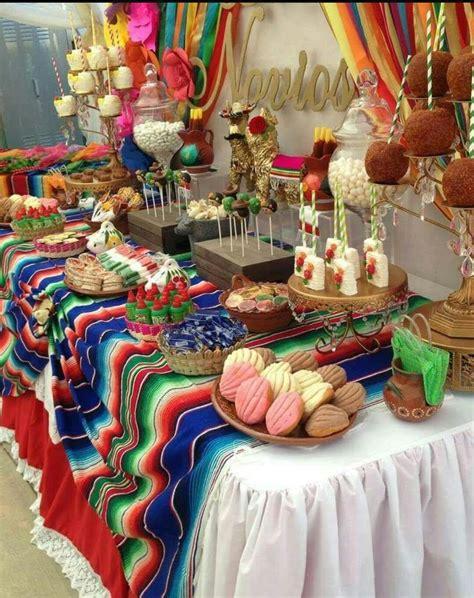 Cinco de Mayo   decoraciones de mesa in 2019   Fiesta ...