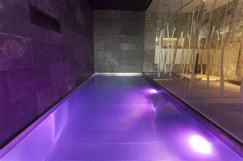 Cinco hoteles con piscina en suite