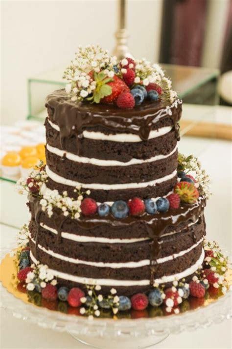 Cinco ideas increíbles para decorar tu torta desnuda o ...