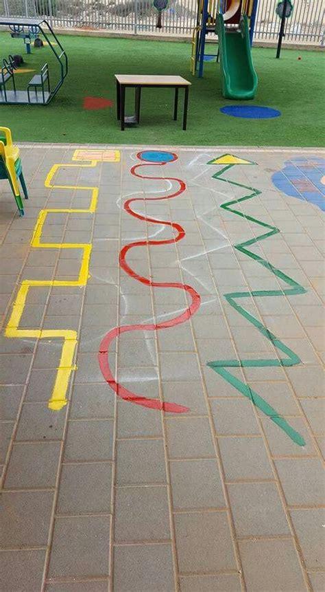 Cinco juegos para pintar en el patio y aprovechar los ...