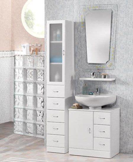 Cinco muebles y siete ideas para un lavabo con pedestal ...