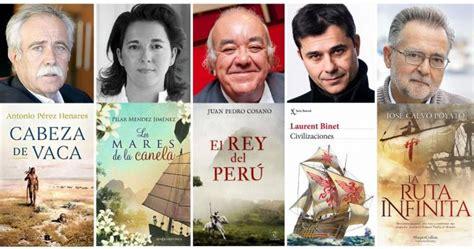 Cinco novelas históricas para dar la vuelta al mundo