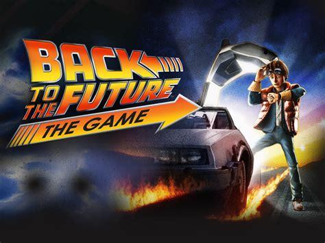 Cinco videojuegos para  Volver al futuro  • ENTER.CO