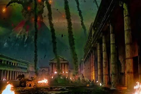 Cine 9009:  Pompeya   2014 .