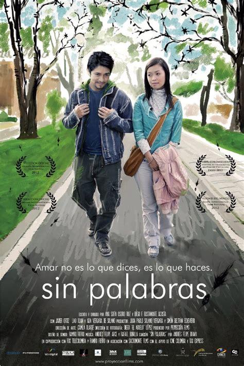 Cine colombiano: SIN PALABRAS   Proimágenes Colombia
