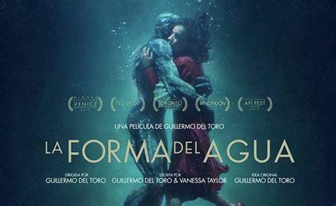 [Cine] Crítica:  La forma del agua    The Shape of Water ...