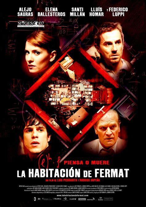 Cine....y lo que surja: La habitación de Fermat  La ...