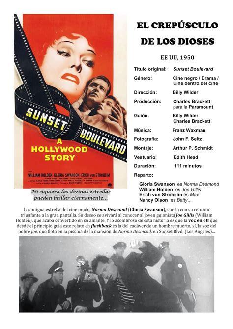Cineando en Ubrique: Película nº 101/IV El crepúsculo de ...